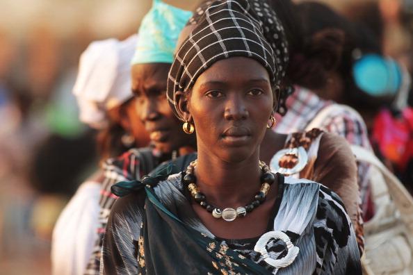 В Южном Судане проходит долгожданный референдум о независимости. Фото: Spencer Platt/Getty Images