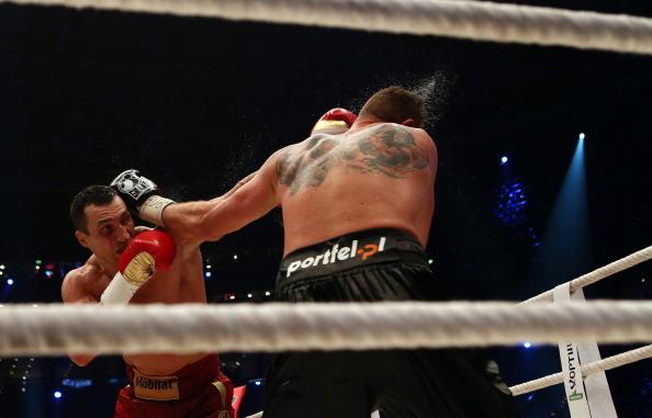 Владимир Кличко - Мариуш Вах Фото: Martin Rose, Joern Pollex /Getty Images Sport