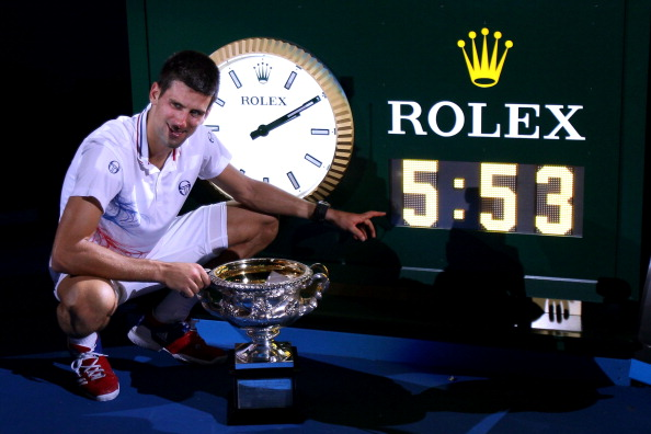 Новак Джокович - Рафаель Надаль Фото: Clive Brunskill, Cameron Spencer /Getty Images Sport