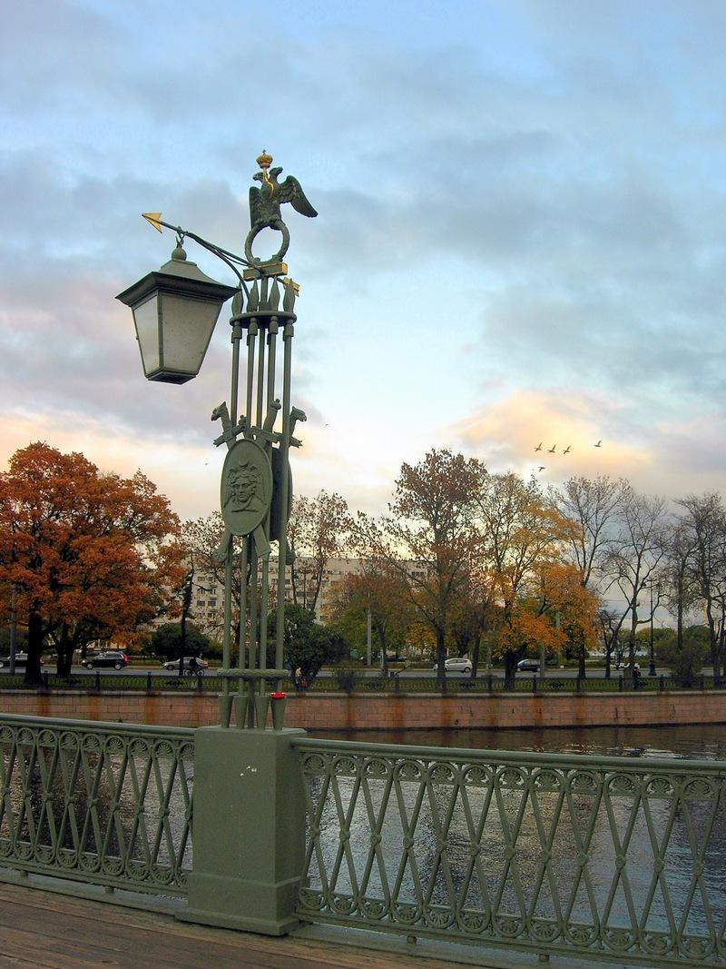 Фрагмент Иоанновского моста
