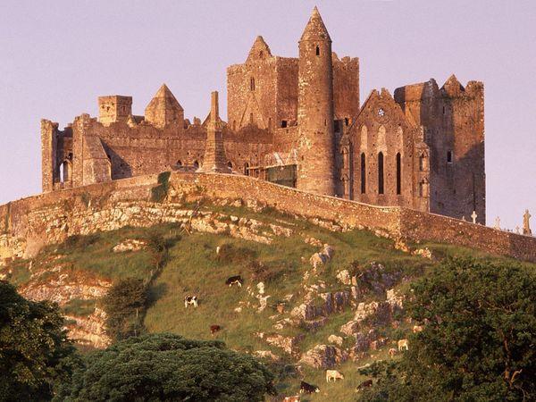 Виды Ирландии. Фото с сайта fotoart.org.ua