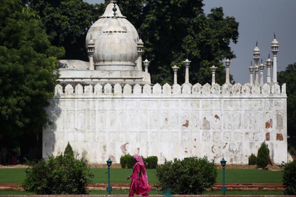 Червоний форт, Делі. Фото: Feng Li / Getty Images