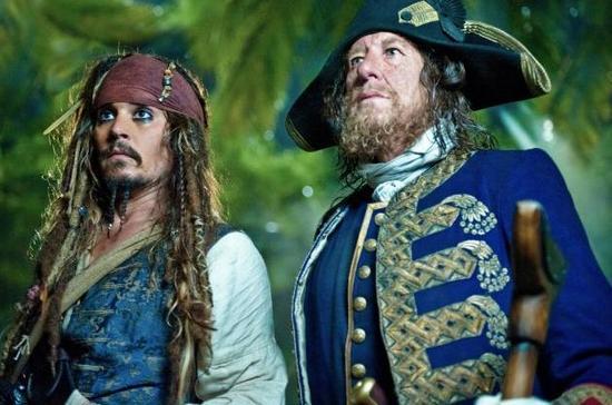 Кадр з фільму «Пірати Карибського моря: На дивних берегах». Фото: Walt Disney Pictures