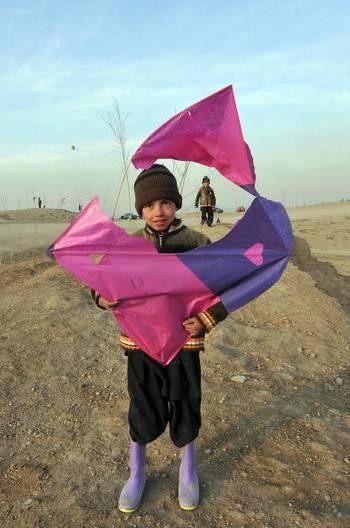 Жизнь детей в Афганистане. Фото: Massoud Hossaini/AFP/Getty Images
