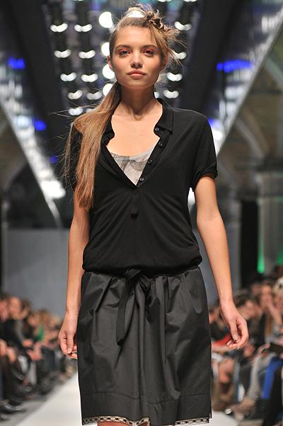 Коллекция Лилии Пустовит на kiev fashion days NEW LOOK OF KIEV. Фото: Владимир Бородин/The Epoch Times Украина