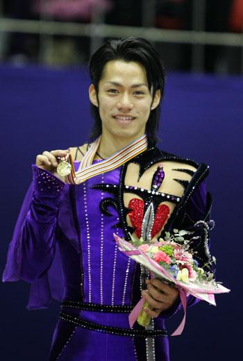 Дайсуке Такахаши (Япония). Фото: Chung Sung-Jun/Getty Images