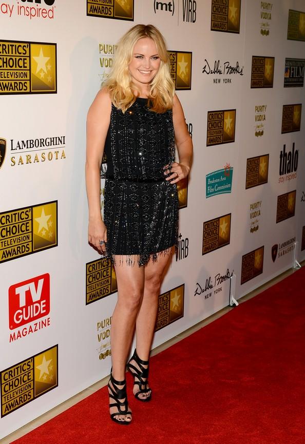 Вбрання зірок на Critics 'Choice телебачення премії. Фото: Mark Davis/Getty Images for CCTA
