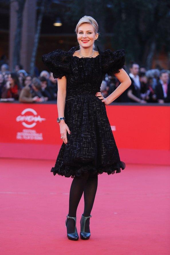 Акторка Рената Літвінова. Фото: Ernesto Ruscio/Getty Images