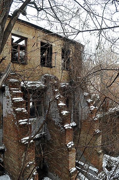 Будинок на вуліці Софіївська 21. Фото: Володимир Бородін/The Epoch Times Україна