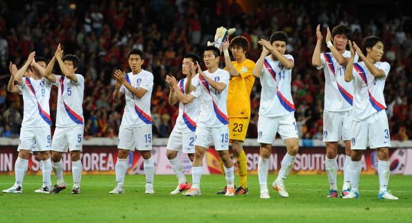 Испания – Южная Корея Фото: Jasper Juinen /Getty Images Sport