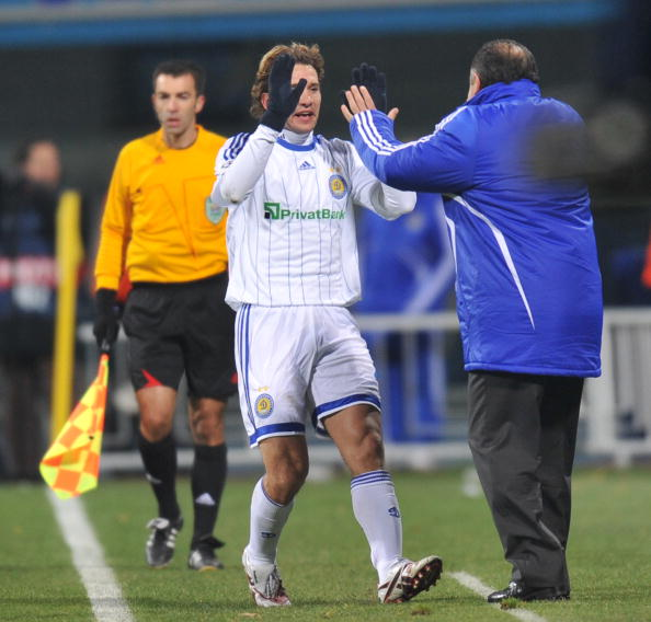 «Динамо» - «Інтер» фото: SERGEI SUPINSKY /Getty Images Sport