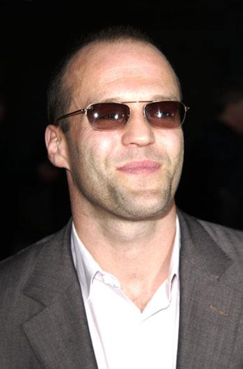 Голливуд, Джейсон Стэтэм на премьере Ограбление по-итальянски, май 2003 г. Фото: Robert Mora/ Getty Images