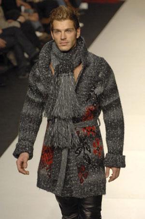 The Francis Montesinos Fall/Winter 2007. Фото: Carlos Alvarez/Getty Images