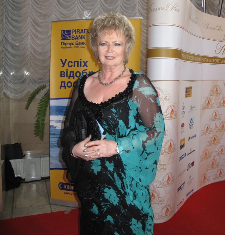 Президент Клуба «Lady International» Ирина Резник. Фото: Оксана Позднякова/The Epoch Times Україна