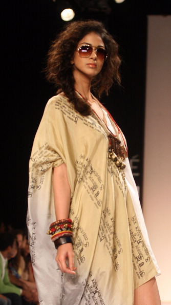 Индийская Неделя моды в Мумбае. Фото: STRDEL / AFP / Getty Images