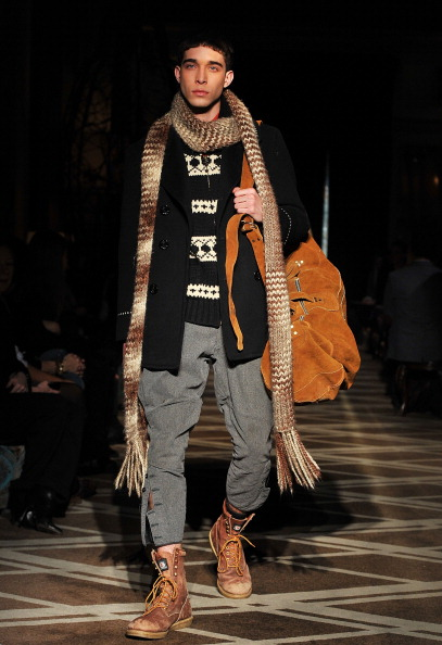 Неделя моды Mercedes-Benz Fashion Week в Нью-Йорке. Фото Slaven Vlasic/Getty Images