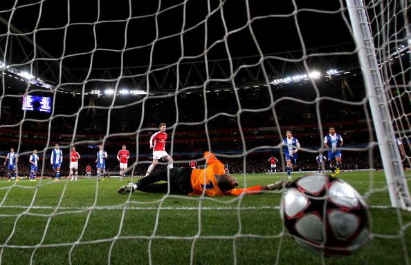 «Арсенал» (Англия) – Порту Португалия фото:Mike Hewitt /Getty Images Sport