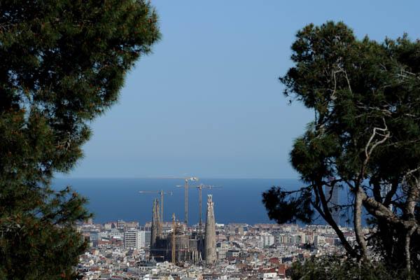 Достопримечательность Барселоны - Саграда Фамилия. Фото: Jasper Juinen/Getty Images