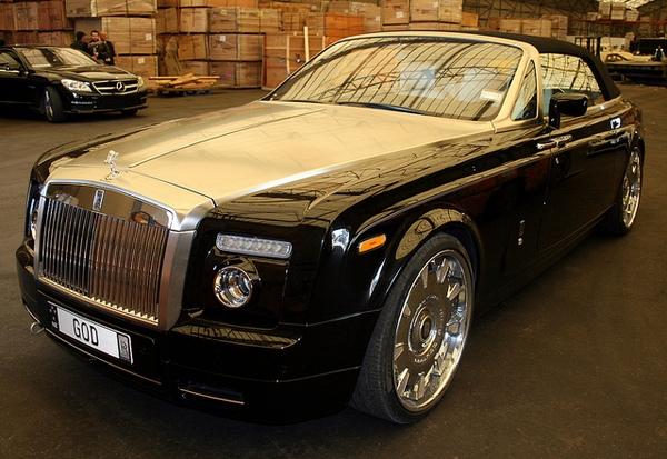 Автомобіль Rolls-Royce Phantom. Фото: L2F1/flickr.com
