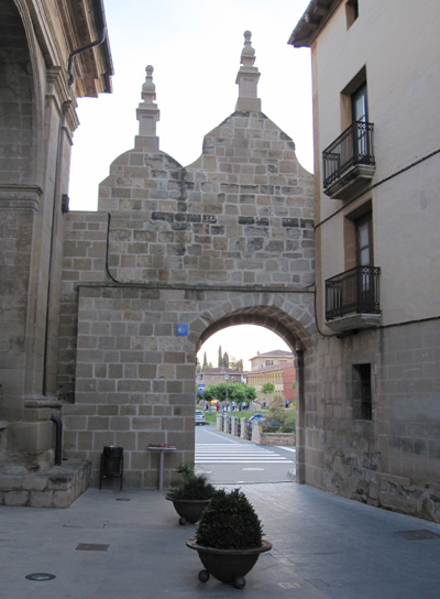 Лос Аркос, Іспанія (ісп. Los Arcos). Фото: Ірина Лаврентьєва / The Epoch Times