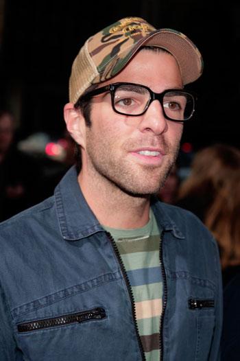 Актер Закари Куинто (Zachary Quinto)  посетил премьеру фильма в Лос-Анджелесе Фото:  Kevin Winter/Getty Images