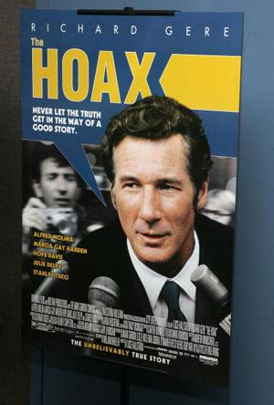 1 квітня відбулася прем'єра фільму Містифікація (The Hoax) Фото: Peter Kramer/Getty Images