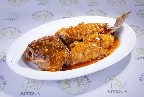 Международный конкурс традиционной китайской кухни 2009. Фото: Великая Эпоха