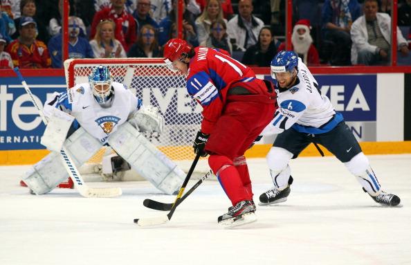 Россия — Финляндия Фото: Martin Rose /Getty Images Sport