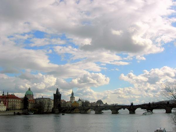 Карлов мост. Фото: Алла Лавриненко/The Epoch Times Украина