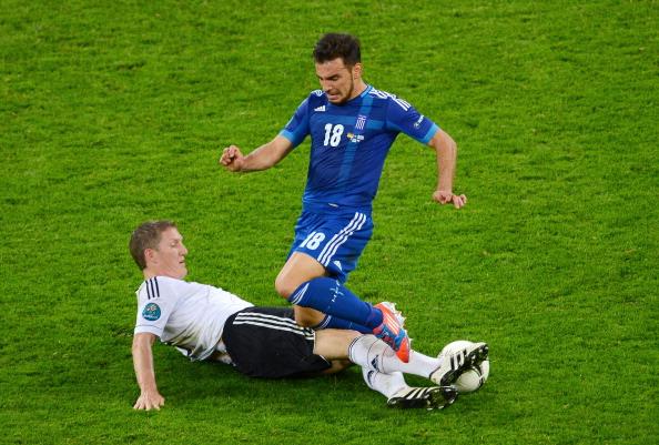Германия - Греция Фото: Joern Pollex, Shaun Botterill /Getty Images Sport