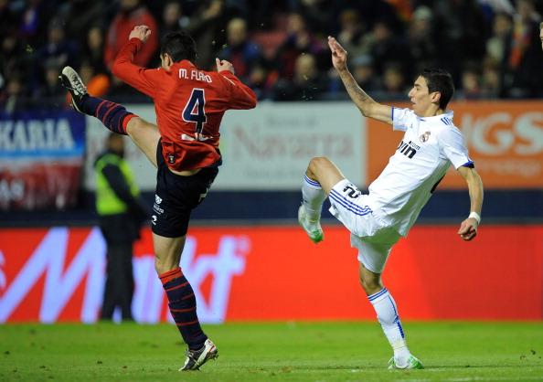 «Осасуна» — «Реал» Фото: Getty Images Sport