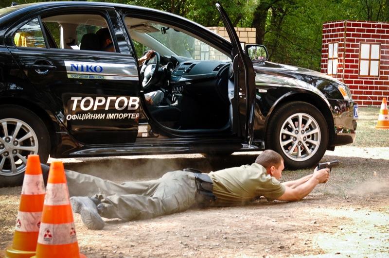 Международнsq чемпионат телохранителей «Бодигард 2012» прошел в Ялте 22-25 сентября. Фото предоставлено Федерацией телохранителей Днепропетровской области