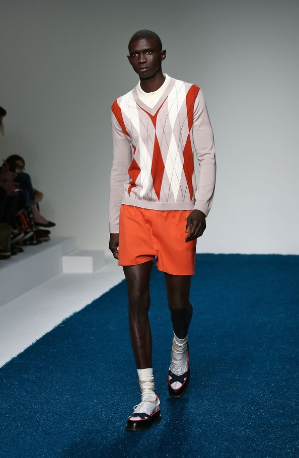 London Men Fashion Week — коллекции весна-лето 2013. Фото: Tim Whitby/Getty Images