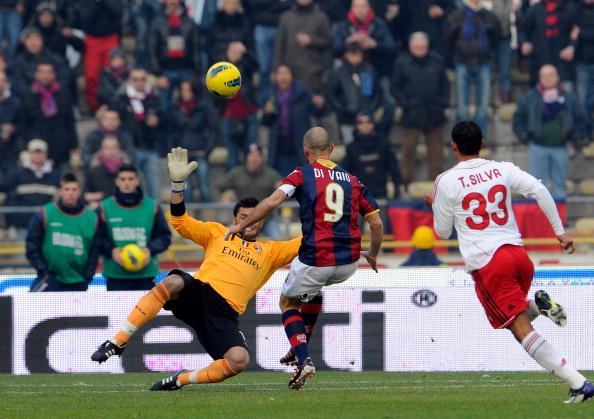 Болонья - Милан 2:2 Фото: Getty Images Sport