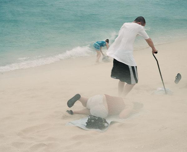 Особенно смелых не пугают даже песчаные вихри. Фото: thomasprior.com