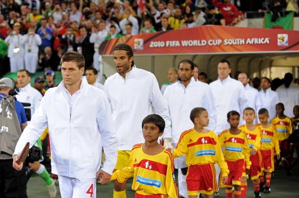 Англия – Алжир Фото:Laurence Griffiths, Lars Baron, /Getty Images Sport