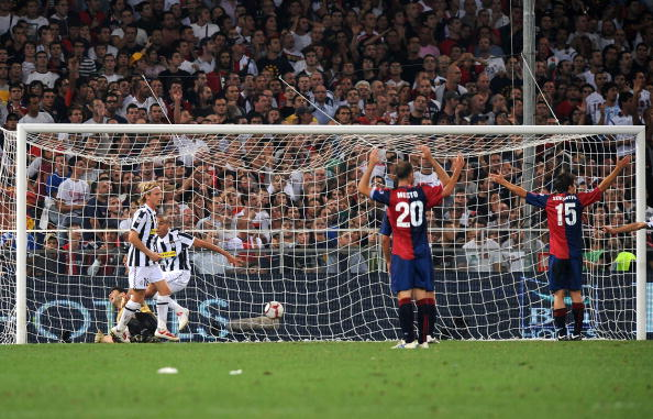 «Дженоа» – «Ювентус» фото:Massimo Cebrelli /Getty Images Sport