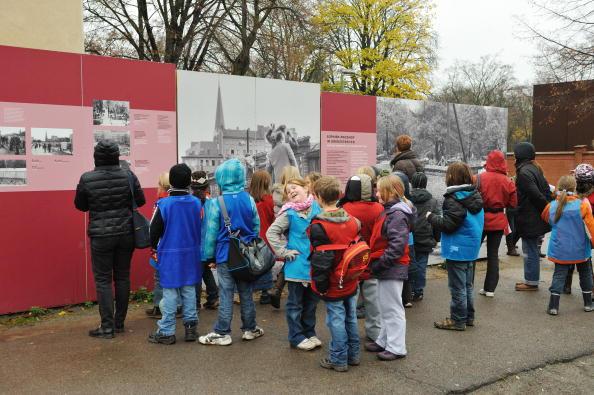 Німеччина святкує річницю падіння Берлінської стіни. Фото: Getty Images