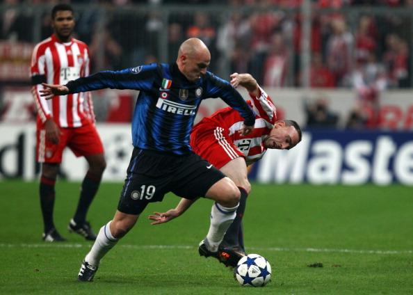 «Бавария» - «Интер» Фото: Lars Baron, Martin Rose /Getty Images Sport