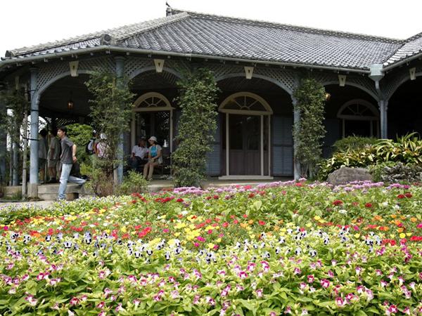 Один из старейших домов в Нагасаки, постоенных в западном стиле - Glover House в Glover Garden - дом бывшего шотландского купца Томаса Гловера. Фото: Kiyoshi Ota / Getty Images)