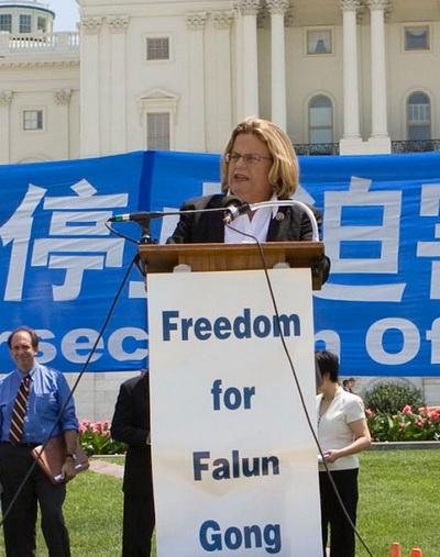 Конгресмен Ілеана Рос-Лехтинен, Флорида. Фото: The Epoch Times