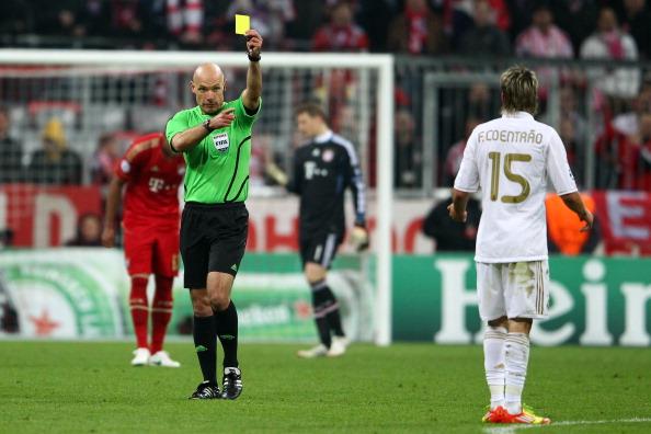 Баварія обіграла Мадридський Реал з рахунком 2:1. Фото: Lars Baron/AFP/Getty Images