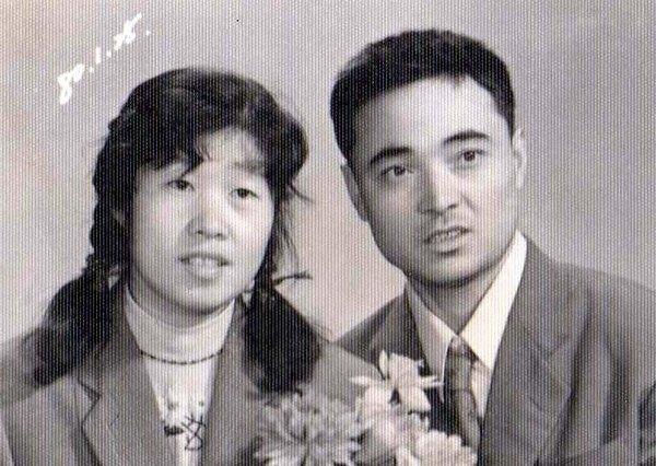 Родители Ли. Фото предоставлено Ли