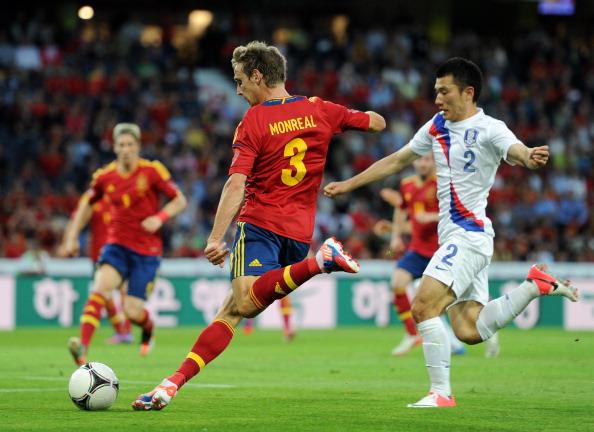 Іспанія - Південна Корея Фото: Jasper Juinen /Getty Images Sport