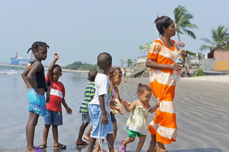 Всі діти доглянуті. Фото: Олександр Африканець