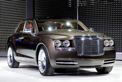 Новий Крайслер (Chrysler Imperial). Фото: STAN HONDA/AFP/Getty Images