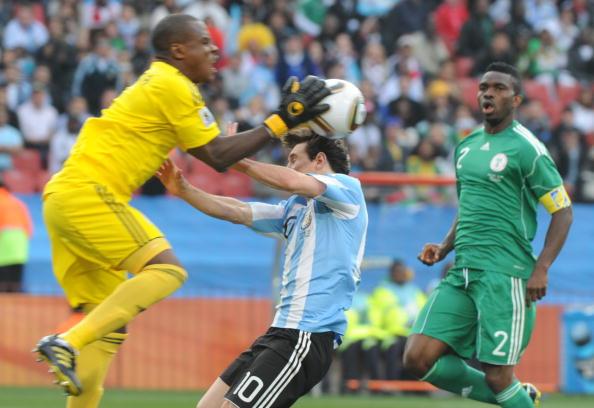Аргентина - Нігерія David Cannon, Chris McGrath /Getty Images Sport
