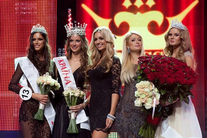 Мисс Украина 2011