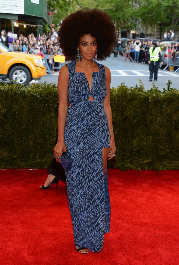 Певица Соланж Ноулз (Solange Knowles). Фото: Larry Busacca/Getty Images