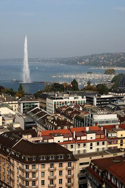 Третье место: Женева, Швейцария. Фото: Getty Images